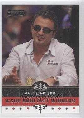 2006 Razor Poker #72 - Joe Hachem