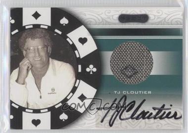2007 Razor - Poker Paraphernalia #SS-78 - Tj Cloutier