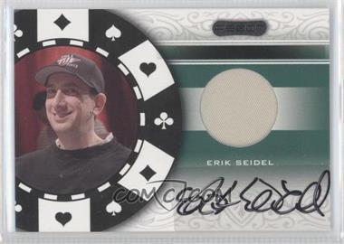 2007 Razor - Poker Paraphernalia #SS-84 - Erik Seidel