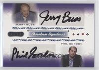Phil Gordon, Jerry Buss