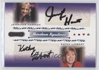 Jennifer Harman, Kathy Liebert