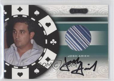 2007 Razor Poker Paraphernalia #SS-77 - Josh Arieh