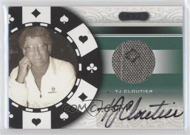 2007 Razor Poker Paraphernalia #SS-78 - Tj Cloutier
