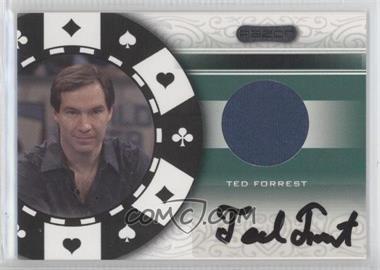 2007 Razor Poker Paraphernalia #SS-81 - Ted Forrest