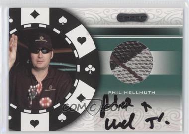 2007 Razor Poker Paraphernalia #SS-83 - Phil Hellmuth