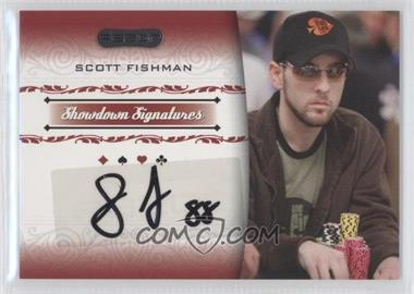 2007 Razor Poker Showdown Signatures [Autographed] #SS-10 - [Missing]