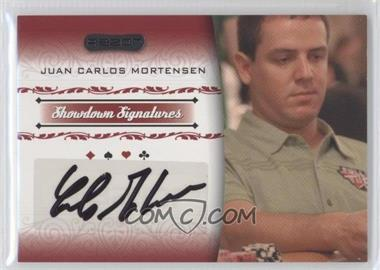 2007 Razor Poker Showdown Signatures [Autographed] #SS-32 - [Missing]