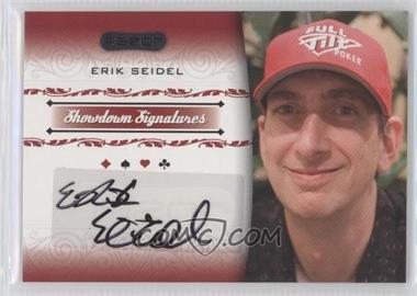 2007 Razor Poker Showdown Signatures [Autographed] #SS-39 - [Missing]