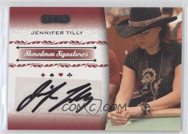 2007 Razor Poker Showdown Signatures [Autographed] #SS-42 - [Missing]