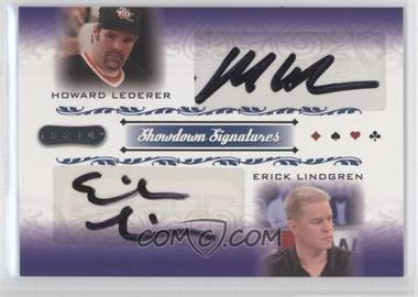 2007 Razor Poker Showdown Signatures [Autographed] #SS-50 - [Missing]