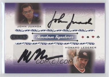 2007 Razor Poker Showdown Signatures [Autographed] #SS-52 - [Missing]