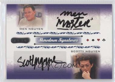 2007 Razor Poker Showdown Signatures [Autographed] #SS-55 - [Missing]