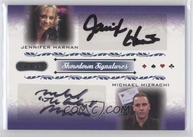 2007 Razor Poker Showdown Signatures [Autographed] #SS-58 - [Missing]