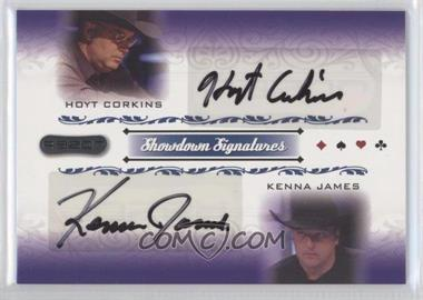 2007 Razor Poker Showdown Signatures [Autographed] #SS-65 - [Missing]