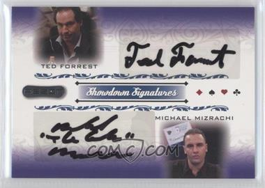 2007 Razor Poker Showdown Signatures [Autographed] #SS-70 - [Missing]