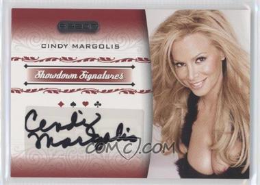 2007 Razor Poker Showdown Signatures #SS-27 - Cindy Margolis