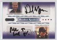 Daniel Negreanu, Phil Hellmuth