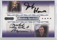 Jennifer Harman, Michael Mizrachi