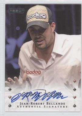 2010 Razor Poker [Autographed] #20 - [Missing]