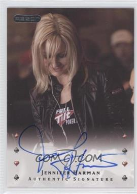 2010 Razor Poker [Autographed] #21 - [Missing]
