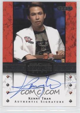 2010 Razor Poker Bracelet Winner Signatures [Autographed] #BH-20 - Kenny Tran