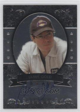 2012 Leaf Metal - [Base] #MB-JG1 - Jamie Gold