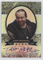 Todd Brunson /25