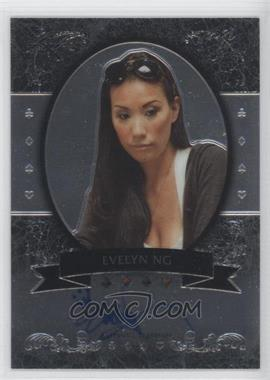 2012 Leaf Metal #MB-EN1 - Evelyn Ng