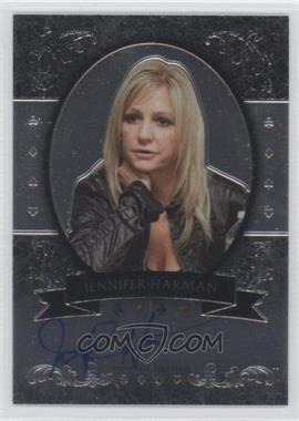 2012 Leaf Metal #MB-JH1 - Jennifer Harman