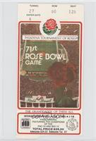 1985 (Southern California (USC) Trojans vs. Ohio State Buckeyes)