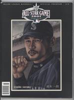 2001 Seattle, WA (Ichiro Suzuki) [GoodtoVG‑EX]