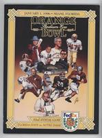 1996 (Florida State Seminoles vs. Notre Dame Fighting Irish) [Goodto&nbsp…