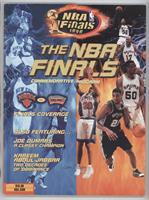 San Antonio Spurs vs. New York Knicks