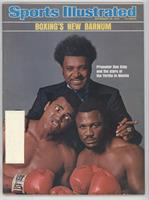 Don King, Muhammad Ali, Joe Frazier