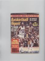 June (Julius Erving, Magic Johnson) [Good to VG‑EX]