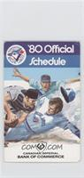 Toronto Blue Jays [Good to VG‑EX]