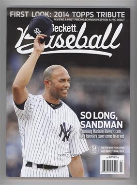 1984-Now Beckett Baseball - [Base] #10-13 - October 2013 (Mariano Rivera)