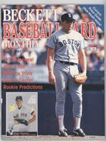 March 1987 (Roger Clemens)