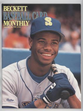 1984-Now Beckett Baseball - [Base] #64 - July 1990 (Ken Griffey Jr.)