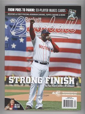 1984-Now Beckett Baseball #01-14 - January 2014 (David Ortiz)