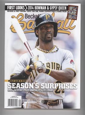 1984-Now Beckett Baseball #12-13 - December 2013 (Andrew McCutchen)