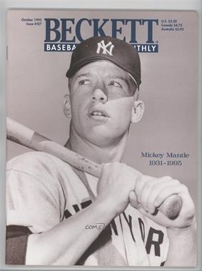 1984-Now Beckett Baseball #127 - [Missing]