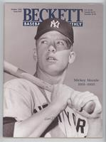 October 1995 (Mickey Mantle) [Good to VG‑EX]
