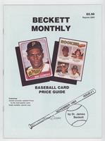 2001 reprint of issue #1 (Roberto Clemente, Dale Murphy)