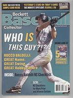 July 2003 (Rocco Baldelli) [Good to VG‑EX]