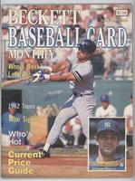 November/December 1986 (Don Mattingly) [Good to VG‑EX]
