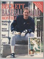 Jan/Feb 1987 (Wade Boggs)