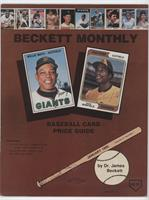 January 1985 (Willie Mays, Dave Winfield) [Good to VG‑EX]