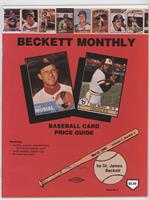 March 1985 (Stan Musial, Eddie Murray)