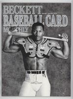 June 1990 (Bo Jackson) [Good to VG‑EX]